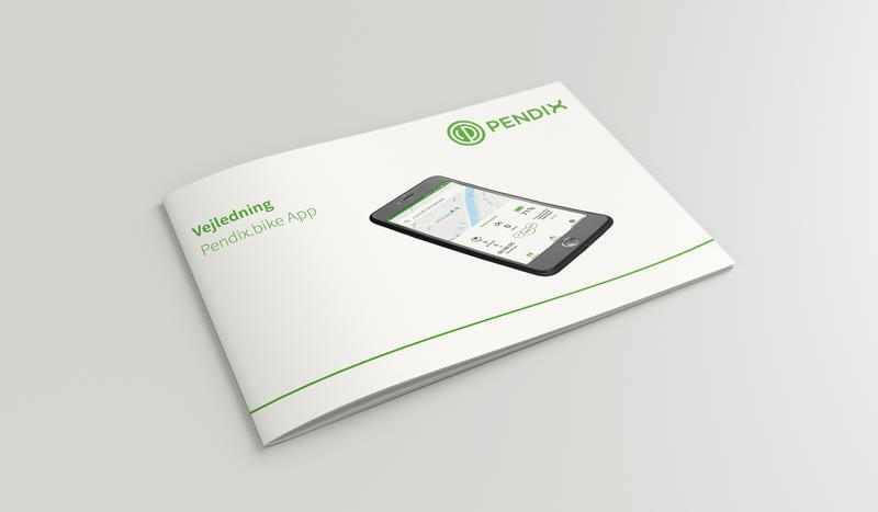 Pendix App Anleitung dänisch